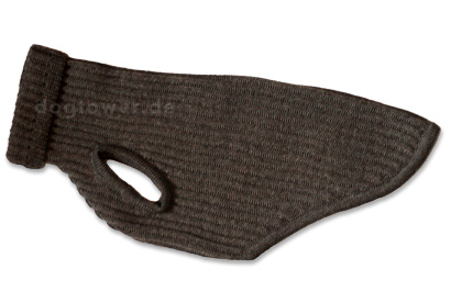 Hundepullover IQO Classic P1, tabac