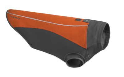 Ruffwear Climate Changer Hundepullover, canyonlands orange