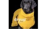 DRYUP Cape Hundebademantel, yellow