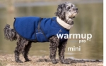 Dryup Warmup Cape Pro Mini Hundebademantel dark blue
