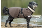 Dryup Warmup Cape Pro Mini Hundebademantel mocca