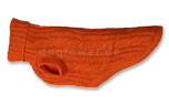 IQO Zopf-Hundepullover P20, orange