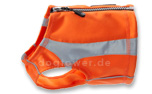 Hurtta Lifeguard Sicherheitsweste Polar, neonorange