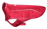 Ruffwear Sun Shower Regenjacke, red currant