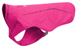 Ruffwear Sun Shower Rain Jacket, alpenglow pink