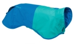 Ruffwear Sun Shower Rain Jacket, blue dusk