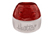 Hurtta LED-Leuchte Polar, rot