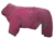 iqo Thermo-Fleece Hundeoverall XW, bordeaux